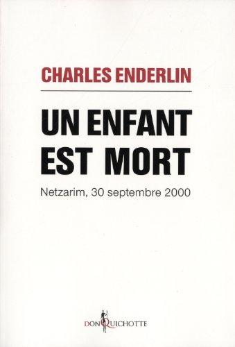 Un enfant est mort (French Edition)
