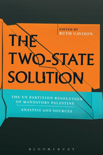 The Two-State Solution: The UN  Partition Resolution of Mandatory Palestine - Analysis and Sources
