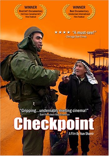 "Concordia's David Pariser Reviews anti-Israel Film ""Checkpoint"" Recently Screened at University of Ottawa"