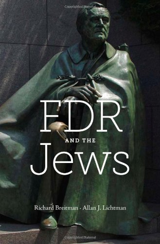 Review of FDR and the Jews