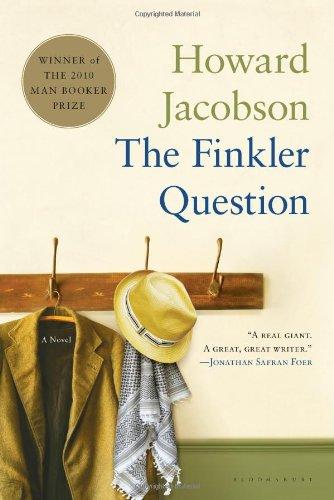 Review by Edward Alexander: Ashamed Jews: The Finkler Question