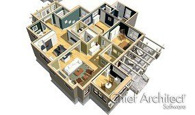 Home Designer Suite 2015 Interior Overview