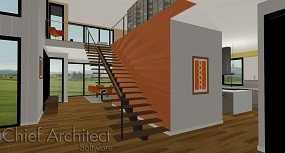 Home Designer Architectural 2015 Stairs