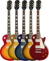 1b37732a85b Epiphone Les Paul Standard Pro Left Handed Electric Guitar