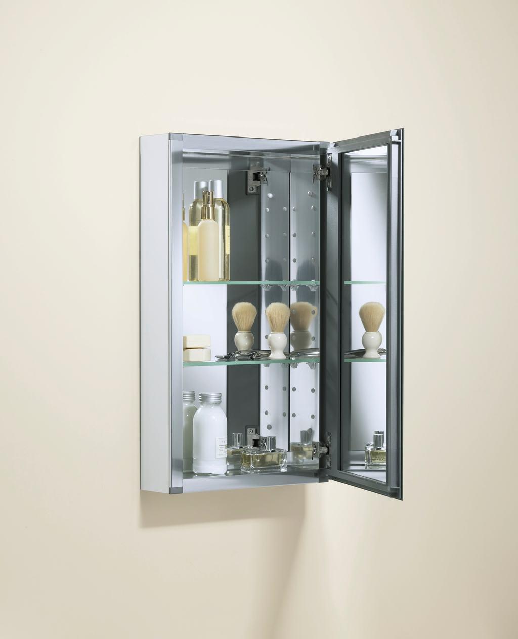 Kohler K-CB-CLC1526FS Single Door 15-Inch by 26-Inch by 5-Inch ...