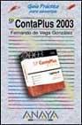 Contaplus 2003 - guia practica para usuarios - (Guias Practicas)
