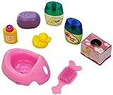 Nenuco 17469 - Bolsa con accesorios para la higiene (Famosa