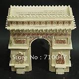 Arco de Triunfo de puzzle en 3D Construcción de madera
