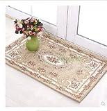Pasillo de alfombras de piso del baño De estilo europeo,