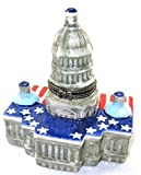 U.S. Capitol Hill Washington D.C. Trinket Box phb by Art