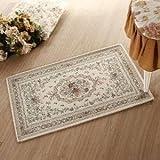 Pasillo de alfombras de piso del baño Al estilo europeo