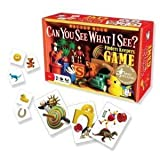 Gamewright Walter mecha puede YOU SEE What I See? Finders