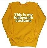 HippoWarehouse This is My Disfraz Halloween niños unisex sudadera suéter