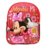 Disney Minnie: Mochila Parvulario