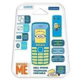 Gru: Mi Villano Favorito - Teléfono móvil (Lexibook GSM20DES)