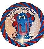 Platos Papel Catania Cm, 10 Unidades, Diámetro de Tubo: 18