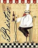 Impresión de Arte Fino en lienzo: Chefs Break I by