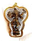 Figura Ganesha Ganesh colgante 6,8x 4,8cm (Figura 5x 3,5cm) Bronce