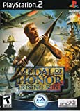 Medal of Honor Rising Sun-(Ps2)