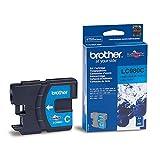 Brother LC980C - Cartucho de tinta cian (duración estimada: hasta