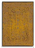 Barefoot - Alfombra Agra Antika, de estilo moderno vintage, de