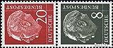 sellos para coleccionistas: RFA (RFA.Alemania) S51Y II nuevo con goma