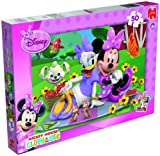 Disney Minnie Mouse - Puzzle Minnie Mouse de 50 piezas