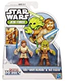 Playskool Heroes Star Wars Jedi Force 2-Pack - Obi-Wan Kenobi