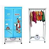 Casa portable secadora secadora calentador eléctrico secador de tubos de