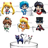 Sailor Moon Pretty Soldier Ochatomo Series Figuras 5 cm Moon