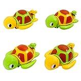 SGILE Tortuga Flotante Juguete de Baño para Niños Bebé juguete