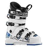 Lange-botas de esquí RSJ 60(White-Blue) niño-Niño-blanco, color blanco, tamaño 22,5