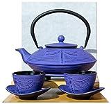 Gifts Of The Orient GOTO® - Hierro Fundido Púrpura Libélula