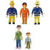 Sam El Bombero - Fireman Sam - Conjunto de Figuras