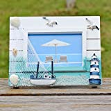WHH Mediterráneo Oriental estilo/creatividad Studio/regalos/hogar decoración/personalidad marco foto de madera