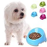 LianLe® -Palto perro,plato,tazón agua mascota,Perro Gato Mascota portatil de silicona