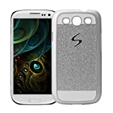 Galaxy S3 I9300, para Samsung Galaxy S3 I9300 Funda Bling,