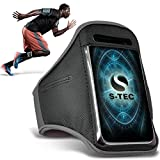 LG T375 Armbands - (Grey) Universal Sports Running Action Mobile