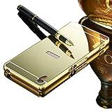 Vandot Premium Funda Aluminio para Sony Xperia Z5 Premium Bumper