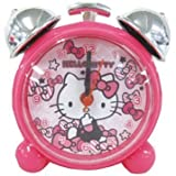HELLO KITTY Hello Kitty campana doble reloj de 4 de