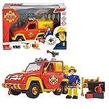 Sam El Bombero - Fireman Sam - Camión de Bomberos