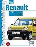 Renault Kangoo Baujahre 1997 bis 2001: 1.1- und 1.4-Liter-Benzinmotor. 1.9-Liter-Dieselmotor,