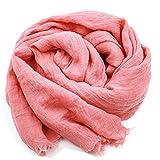 YOBOKO Mujeres Bufanda larga mantón de las bufandas la moda