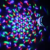 Bombilla Led E27 Disco 3x1W Multicolor Activación por Sonido ENTREGA