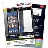 atFoliX FX-Mirror, Sony-Ericsson Xperia neo - Protector de pantalla (Sony-Ericsson