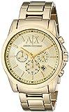 Armani Exchange AX2099 - Reloj para hombres, correa de acero