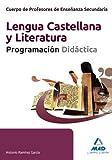 Lengua Castellana Y Literatura - Programacion Didactica (Profesores Eso -