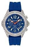 Gigandet Reloj de Hombre Cuarzo Aquazone Cronógrafo Reloj Submarinismo Analógico