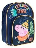 Peppa Pig para niños George Pig Mochila