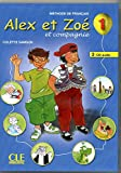 CD Coll Alex et Zoe et Compagnie Niveau 1 3cd
